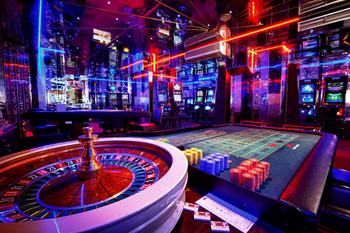 Casino games Spin City